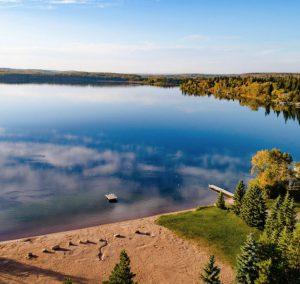 Morin Lake, Saskatchewan